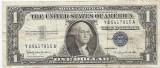 Statele Unite (SUA) 1 Dolar 1957 B - (Serie-05417915) P-419