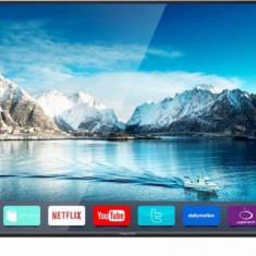 Televizor Kruger&Matz KM0265UHD-S 165cm Ultra HD 4K Black, 165 cm, Smart TV