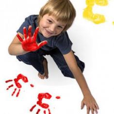 Vopsea pentru pictura cu degetele - MINI PlayLearn Toys