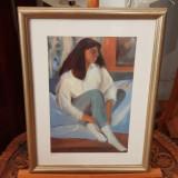 ISABELLE TABIN DARBELLAY-ARTISTA ELVETIANA-REPR. FOTO-PRINT DE PROMOVARE 1999