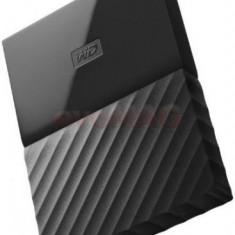 HDD Extern Western Digital My Passport NEW, 1TB, 2.5 inch, USB 3.0 (Negru)