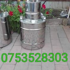 Cazane de tuica din inox alimenta lareducere cazane 70 litri pretu 5 milione