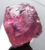 CORINDON -Safir NATURAL- cristal BRUT 3,415 ct. -extras din mina - netratat