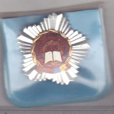 Bnk ins Insigna fruntas in intrecere 1980, Romania de la 1950