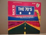 Back To The 70'S –Selectii Rock – 2LP Set (1991/Emi/Germany)- Vinil/Vinyl/NM+, emi records