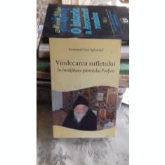 VINDECAREA SUFLETULUI IN INVATATURA PARINTELUI PORFIRIE - SAVA AGHIORITUL