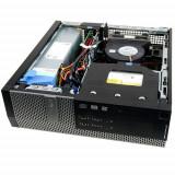 Calculator DELL Optiplex 7010 SFF Intel Core i7-2600 3.80 GHz Generatia a 2-a, 8 GB DDR3, 120GB SSD, DVD-ROM , Intel HD Graphics 2000 + Windows 10 Hom