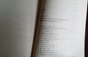 SIMONA POPESCU: JUVENTUS (VERSURI, 1994) [DEDICATIE/AUTOGRAF PT ALEX LEO SERBAN]