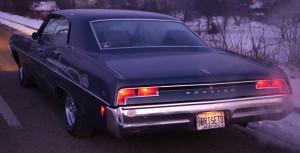 Masina pentru o nunta de vis - masina americana vintage
