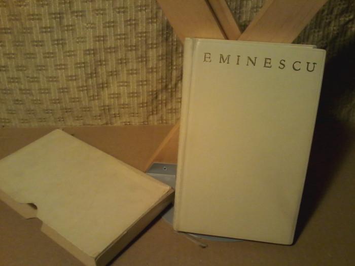Eminescu - Poezii. Editie de lux (1963)