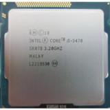 Procesor Intel  i5 3470/3470T- socket 1155, Intel Core i5, 4