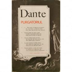 Divina comedie: Purgatoriul - Dante