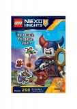 Cumpara ieftin Lego Nexo Knights. Pe locuri, fiți gata, lipiți!