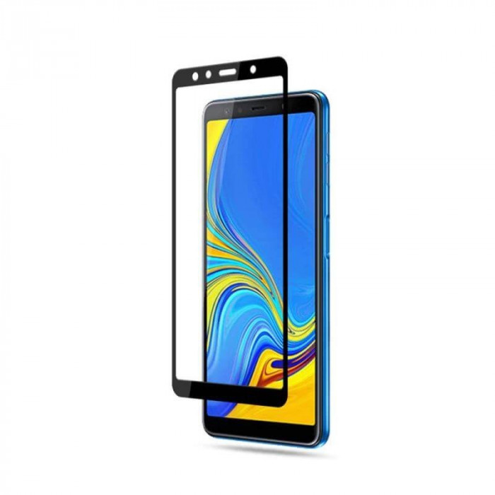 Folie protectie sticla 3D full size Samsung Galaxy A7 2018