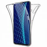Cumpara ieftin Husa SAMSUNG Galaxy A50 / A50s / A30s - 360 Grade Luxury PC+TPU TSS, Transparent