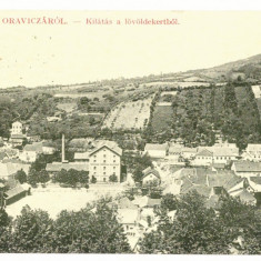 3307 - ORAVITA, Caras-Severin, Panorama, Romania - old postcard - used - 1913, Circulata, Printata