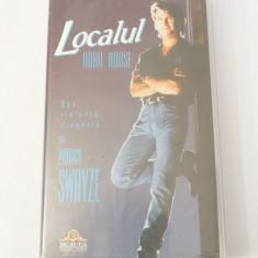 Caseta video VHS originala film tradus Ro - Localul