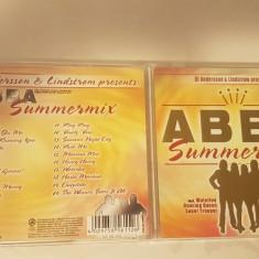 [CDA] Dj Andersson & Lindstrom presents ABBA summermix  -  cd audio original