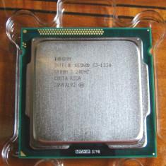 Procesor-Intel Xeon e3-1230-(i 7/2600)- Socket 1155
