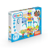 Joc piese lego, copii 3-6 ani, Qboidz Robot Extraterestru