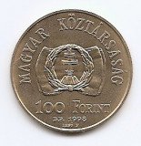 Ungaria 100 Forint 1998 (Revolution of 1848) Bronz, 29.2 mm KM-726 UNC !!!
