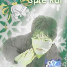 Caseta Fuego - Spre Rai (Colinde), originala, holograma