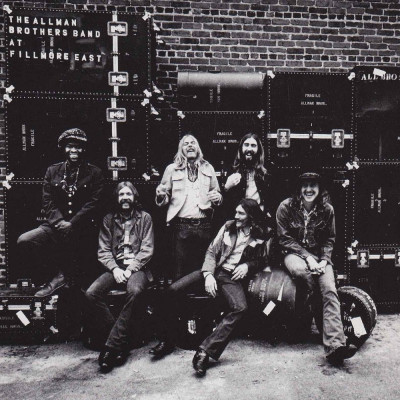 Allman Brothers Band Live At The Fillmore East remastered (cd) foto
