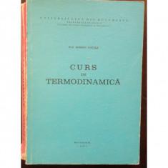 CURS DE TERMODINAMICA - SERBAN TITEICA