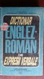 Dictionar englez-roman de expresii verbale-Ileana Galea, Irina Criveanu