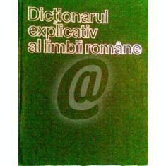 Dictionarul explicativ al limbii romane (DEX)