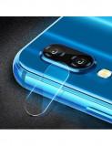 Cumpara ieftin Folie de sticla securizata camera video spate, Samsung M10, transparenta, stil lupa, subtire 0.3 mm