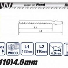 Set panze lemn ferastrau pendular 2Buc, Raider