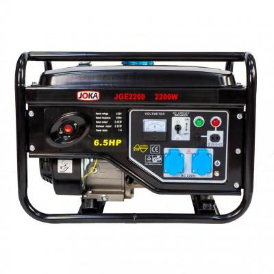 Generator Joka, 2200 W, 14 l, 3600 rpm foto