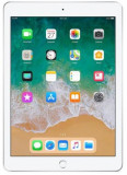 Tableta Apple iPad 9.7 (2018), Procesor Quad-Core 2.34GHz, IPS LCD Capacitive touchscreen 9.7inch, 2GB RAM, 32GB Flash, 8MP, Wi-Fi, 4G, iOS (Argintiu), 9.7 inch, 32 GB, Wi-Fi + 4G