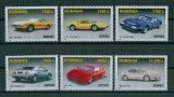 ROMANIA 1999 AUTOMOBILE  FERRARI - SERIE COMPLETA NESTAMPILATA