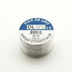 Flux de lipit Sarma Staniu Dalbi 2mm SN60/PB40 100g