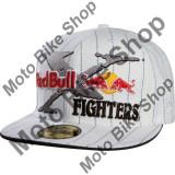 MBS Sapca Fox Kappe Red Bull X-Fighters Core New Era, alb, S=7 1/8, Cod Produs: 68307008083AU