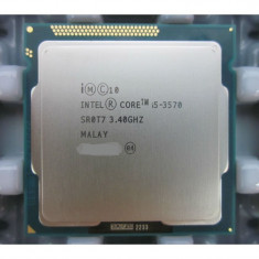 Procesor Intel Ivy Bridge, i5 3570 3.4GHz up to 3.80 GHz, 6MB socket 1155