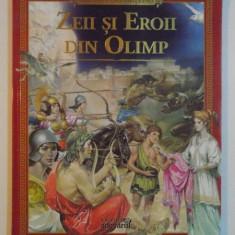 ZEII SI EROII DIN OLIMP , 2011
