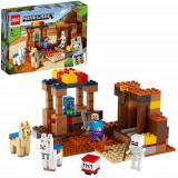 Lego Minecraft Taraba Negustorului 21167
