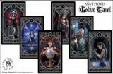 Gothic Tarot Deck - Carti de Tarot + BONUS BOOKLET / ORIGINALE ENGLISH