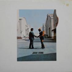 Pink Floyd - Wish You Were Here (Vinyl, 1975, Original)