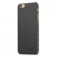 Husa IPhone 6IPhone 6SUsams Twinkle Series Neagra, Negru, Carcasa, Usams