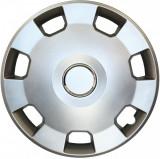 Capace roata 14 inch tip Opel, culoare Silver 14-207 Kft Auto, Croatia Cover