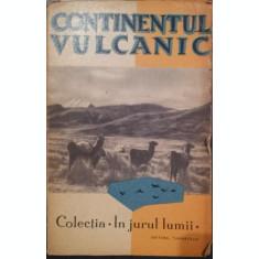 CONTINENTUL VULCANIC - ARTUR LUNDKVIST