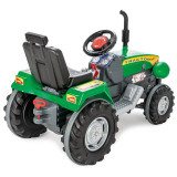 Tractor electric 12V Super Tractor Verde