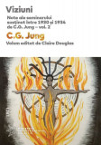 Viziuni. Note ale seminarului susținut între 1930 și 1934 de C.G. Jung (Vol.2)