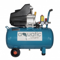 Cumpara ieftin Compresor cu aer Elefant Aquatic XYBM50B 50L, 8bar