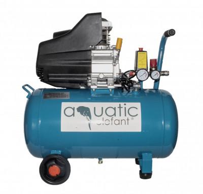 Compresor cu aer Elefant Aquatic XYBM50B 50L, 8bar foto