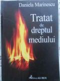 TRATAT DE DREPTUL MEDIULUI-DANIELA MARINESCU